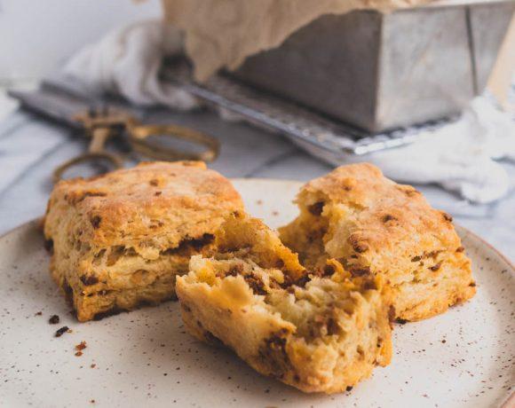 Chorizo Biscuits | The Kitchen Paper