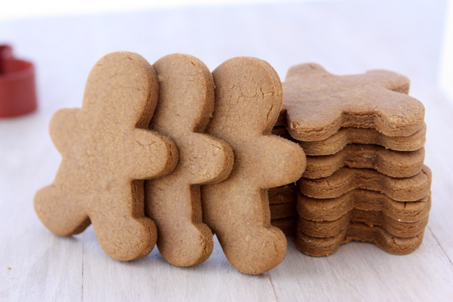 Gingerbread Cookies That Won T Spread Recipe